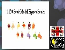 Échelle 1:150 Modèle d'architecture Peinte Figurines personnes N GAUGE-Painted Pack 20