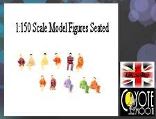 ARCHITETTURA SCALA 1:150 Modello Dipinto Figure Persone N Gauge-dipinto Pack 20
