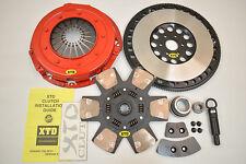 XTD STAGE 3 CLUTCH & X-LITE FLYWHEEL KIT 1986 1987 1988 1989 1990 MUSTANG GT V8