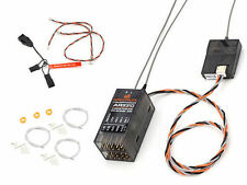 Spektrum AR9310 9-Ch DSMX Carbon Fuselage Receiver DX18 DX10T DX9 DX8 SPMAR9310