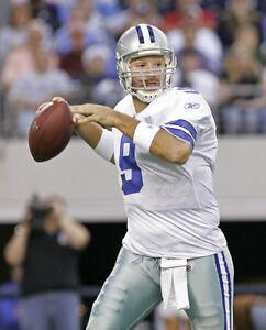 Tony Romo - Cowboys, 8x10 Color Photo