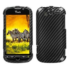 Racing Fiber Case Snap on Cover for T-Mobile myTouch 4G