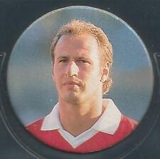 PANINI CAPS 1996-SNICKERS-EURO 96- #51-SWITZERLAND-HOTTIGER