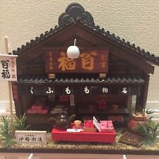Billy Handmade Doll House Kit Nostalgia Japanese sweet shop Ise specialty 8682