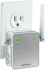Wireless WiFi Internet Range Extender Booster Router Increase Signal Plug In NEW