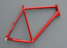 "Trekkingrad Rahmen Twinroad Sport Herren 58 cm rot glanz 28"" Alu NR606"