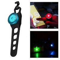 Waterproof Bike Cycling LED Bicycle Equipment Taillight Night Light Rear Light