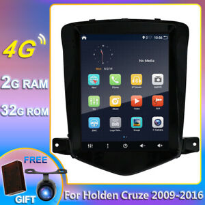 """9.7"""" Android 10.0 Car Stereo For Holden Cruze 2009-2016 GPS Head Unit CarPlay BT"""