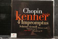 Chopin - 4 Impromptus / Kevin Kenner