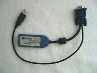 RARITAN Dominion KX II KVM CIM Model D2CIM-VUSB USB & VGA Virtual Adapter Dongle