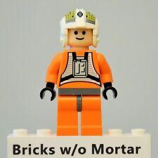 New Genuine LEGO Rebel Pilot Y-Wing Dutch Vander Minifig Star Wars 7658