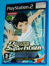 Dancing Stage SuperNova - Sony Playstation 2 PS2 - PAL
