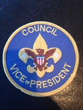 Bsa Council Vice President Patch