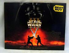 NEW STAR WARS III REVEGE OF THE SITH BEST BUY COLLECTIBLE LITHOGRAPH