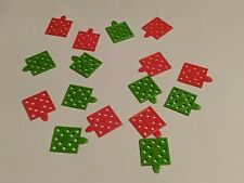 All (16) NEWTON'S APPLES Apple Crates! Replacement Game Parts! Red & Green!