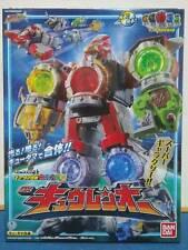Power Rangers Uchu Sentai Kyuranger DX Kyurenoh Kyutama Bandai Sentai Megazord