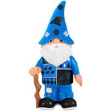 Carolina Panthers Ugly Sweater Gnome