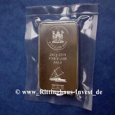 Silberbarren Silbermünzbarren 250 Gramm 250g Fiji Argor Heraeus 2015 2$
