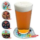Pinball Drink Coasters Set Of 4