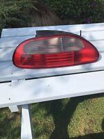 Mgf Mk1 Rear Tail Light N/S