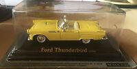 "DIE CAST "" FORD THUNDERBIRD - 1955  "" SCALA 1/43 AUTO AMERICANE"