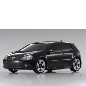 Mini-Z Karosserie 1:24 VW Golf GTI schwarz MR-015 HM  Kyosho MZX-118-BK 704197