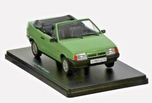 DIECAST MODEL CAR LADA VAZ-2108 Natasha1990 Hachette Cars of USSR 1/24