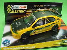 SEAT LEON ED LIM CLUB SCALEXTRIC 2005