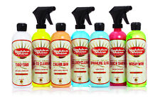 Golden Shine Car Care Products 8-Item Essentials Auto Detailing Kit w Cream Wax