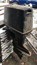 Aussenborder Johnson / Evinrude 60 PS Bootsmotor Kurzschaft komp Fernschaltung