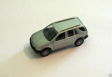 Maisto Mercedes-Benz ML320 Die Cast Metal SUV 1/64, Silver Special Edition Truck