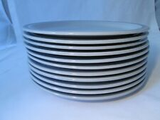 Set of 12 x Vintage Retro Hornsea Tapestry Dinner Plates. Very Good Condition