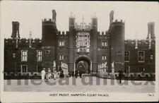 HAMPTON COURT Hampton Court Palace Postcard Teddington LONDON Wildt & Kray