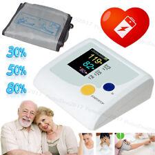 Sfigmomanometro digitale NIBP Pulse Monitor per la pressione del sangue  08E