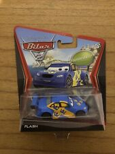 Disney Pixar Cars Super Chase Flash Swedish Racer