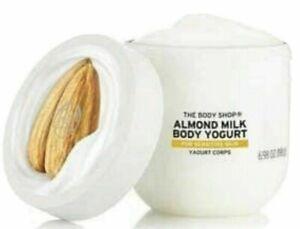 The Body Shop Almond Milk Body Yogurt - 200ml