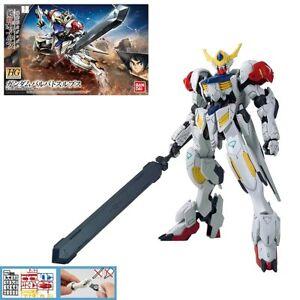 BANDAI HG Mobile Suit Gundam IRON-BLOODED ORPHANS Barbatos Lups New from Japan