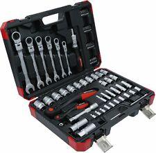 BGS Werkzeugkoffer Knarrenkasten Steckschlüsselsatz Ratschenschlüssel Nüsse