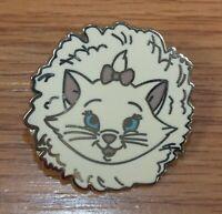 Walt Disney Hidden Mickey 2007 Aristocrats - Marie White Kitten Collectible Pin