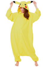 YELLOW PIKACHU SAZAC KIGURUMI - Adult Regular KAWAII COSPLAY
