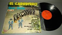 18- EL CARRETERO - DUO GALA - ( VINILO LP) - PORTADA VG + - DISCO VG +