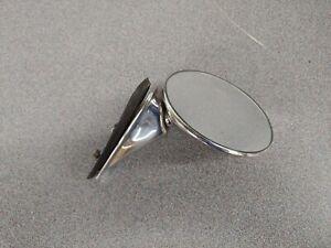 NICE CLEAN USED ORIGINAL GENUINE PORSCHE 356B 356C 356SC DRIVERS DOOR MIRROR 3