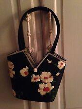 Kimberly Allen floral purse