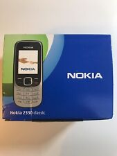 Nokia 2330 Classic Mobile Phone - Boxed with charger