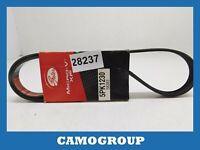 Belt Service V-Ribbed Belt Gates 1230,0MM OPEL Agila Astra Corsa Citroen Bx