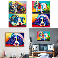 Arts Picture Animal Dogs Diamond Painting Full Drill 5D DIY Embroidery Kit