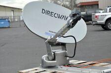 MotoSat Datastorm Hughes Ku Internet F1/D3/7000s 2 watt Satellite System USED