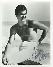 TONY CURTIS - Sexy Young Photo - SIGNED In Person