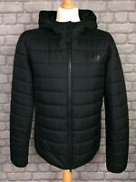 EA7 EMPORIO ARMANI MENS PADDED ZIP BUBBLE JACKET HOODED RRP £160 AD