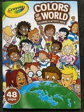 Crayola Multicultural Coloring Book